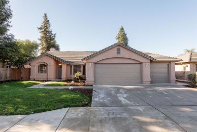 Clovis Single Family Home For Sale: 338 N Filbert Avenue