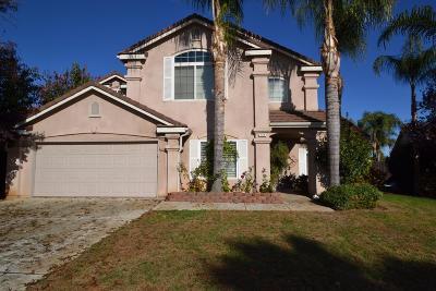 Clovis Single Family Home For Sale: 725 W Fremont Avenue