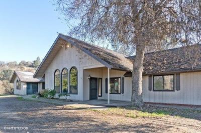 Prather Single Family Home For Sale: 36482 Gooseberry Lane