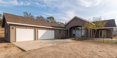 Prather Single Family Home For Sale: 22443 Loper Valley Road