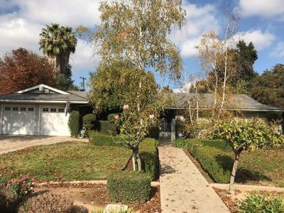 Fresno County Single Family Home For Sale: 1738 W Roberts Avenue