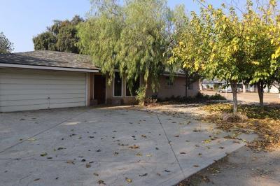 Fresno County Single Family Home For Sale: 5094 E Washington Avenue