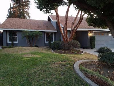 Dinuba Single Family Home For Sale: 800 E Northridge Drive
