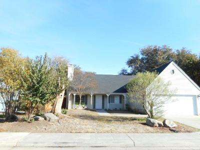 Clovis Single Family Home For Sale: 1281 Burl Avenue