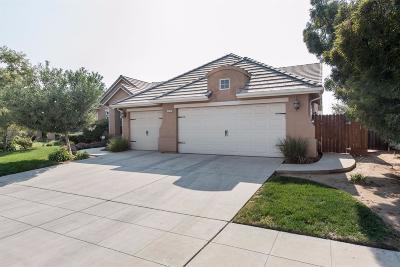 Clovis Single Family Home For Sale: 3234 Rall Avenue