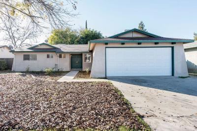 Clovis Single Family Home For Sale: 1444 Wrenwood Avenue
