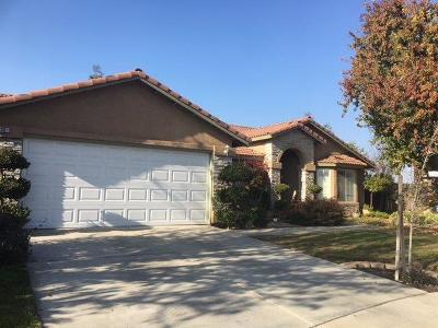 Madera Single Family Home For Sale: 232 Kent Drive