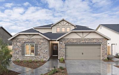 Visalia Single Family Home For Sale: 2329 N Hall Court #51