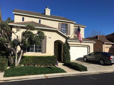 Clovis Single Family Home For Sale: 719 W Scandia Lane