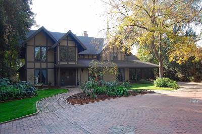 Fresno Single Family Home For Sale: 5626 E Butler Avenue