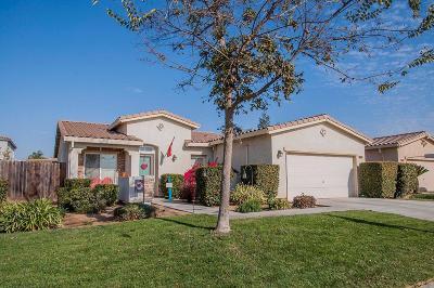 Dinuba Single Family Home For Sale: 2053 Roosevelt Way