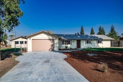 Madera Single Family Home For Sale: 26427 Dillon Way