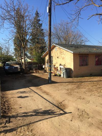 Fresno Single Family Home For Sale: 135 E Byrd Avenue