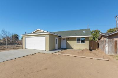 Fresno Single Family Home For Sale: 4517 E Terrace Avenue