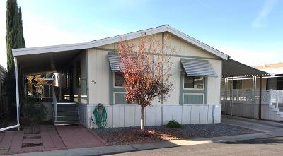 Dinuba Mobile/Manufactured For Sale: 581 N Crawford #120