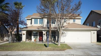 Madera Single Family Home For Sale: 577 St Montelena Drive