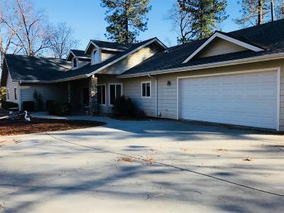 Coarsegold CA Single Family Home For Sale: $499,000