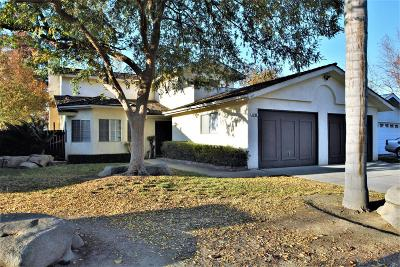 Fresno CA Single Family Home For Sale: $244,500