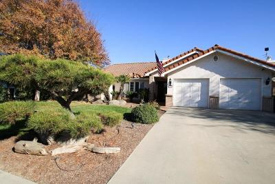 Dinuba Single Family Home For Sale: 1262 N Jeffrey Drive
