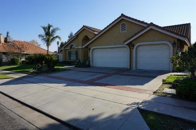 Madera Single Family Home For Sale: 915 Paintbrush Drive