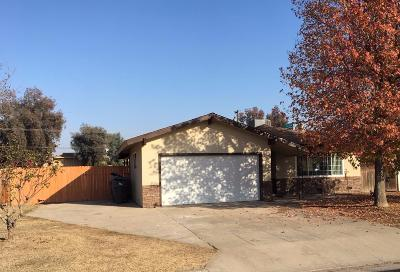Madera Single Family Home For Sale: 1013 Riverview Drive