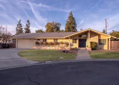 Fresno Single Family Home For Sale: 1784 W Celeste Avenue