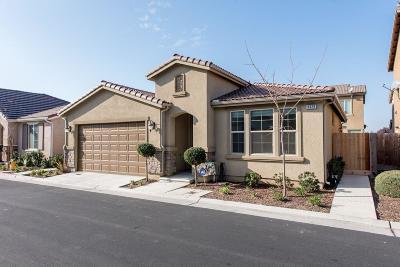 Clovis Single Family Home For Sale: 3320 Monviso Lane