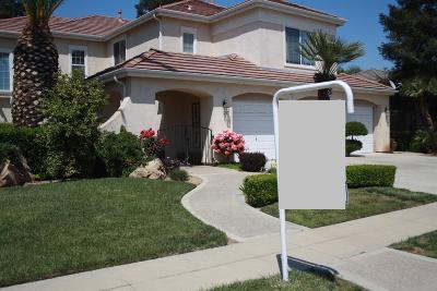 Clovis Single Family Home For Sale: 451 W Enterprise Avenue