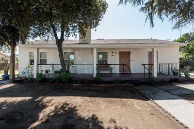 Fresno Single Family Home For Sale: 3462 E Olive Avenue