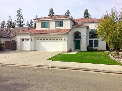 Fresno Single Family Home For Sale: 9893 N Boyd Avenue