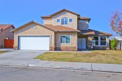 Fresno Single Family Home For Sale: 5295 N Rosalia Avenue