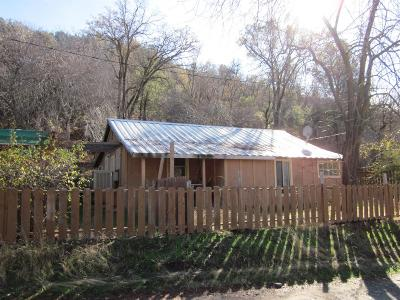 Coarsegold CA Single Family Home For Sale: $149,000