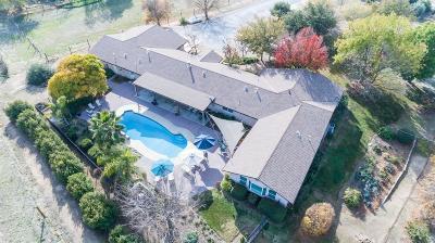 Madera Single Family Home For Sale: 16751 La Canada Road