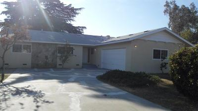 Visalia Single Family Home For Sale: 2317 W Monte Vista Avenue
