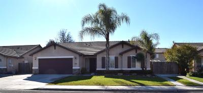 Hanford Single Family Home For Sale: 1995 W Tudor Lane