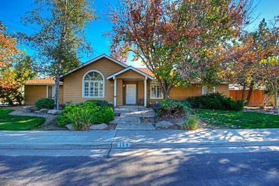 Clovis Single Family Home For Sale: 159 Anderson Avenue