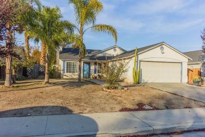 Selma Single Family Home For Sale: 2746 Peach Street