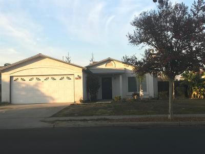 Madera Single Family Home For Sale: 1307 Lacreta Avenue