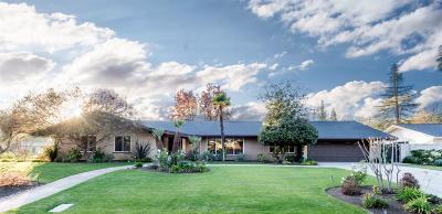 Fresno Single Family Home For Sale: 6017 N Kavanagh Avenue