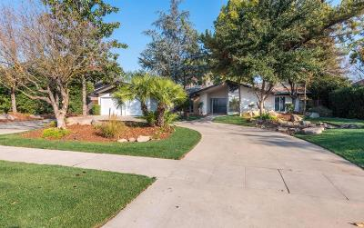 Fresno Single Family Home For Sale: 104 E Audubon Drive