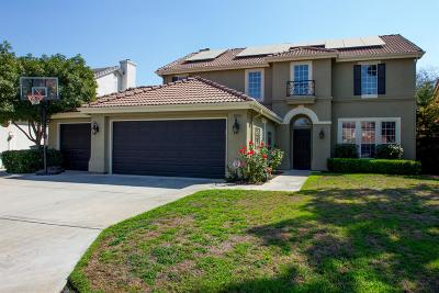 Fresno Single Family Home For Sale: 1591 La Quinta