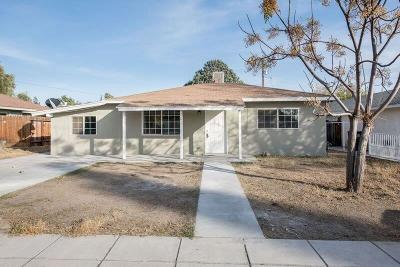 Madera Single Family Home For Sale: 201 Santa Bonita Street