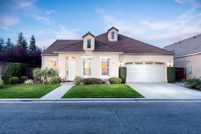 Clovis Single Family Home For Sale: 93 W Everglade Avenue