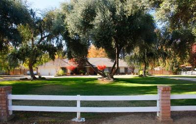 Clovis Single Family Home For Sale: 6089 N Montana Avenue