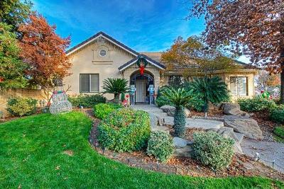 Clovis Single Family Home For Sale: 577 W Athens Avenue