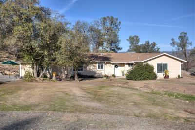 Coarsegold CA Single Family Home For Sale: $265,000