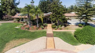 Clovis Single Family Home For Sale: 12097 N Willow