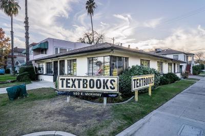 Fresno Multi Family Home For Sale: 960 E McKinley Avenue
