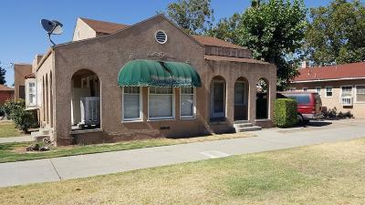 Fresno Multi Family Home For Sale: 1625 E Olive Avenue