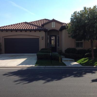 Fresno Condo/Townhouse For Sale: 11314 N Via Ventana Way